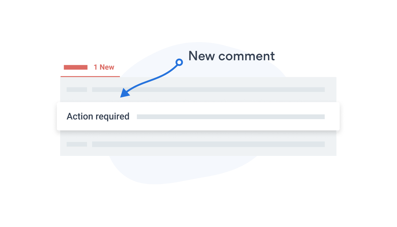 Comments app sends email notifications for new comments, ratings or reviews.